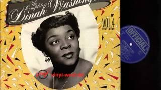 A Foggy Day (1954) - Dinah Washington
