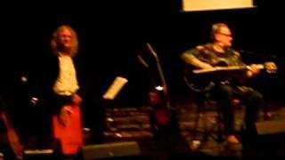 Heinz Rudolf Kunze live 30.10.2010 in Sögel Wenn du nicht wiederkommst...