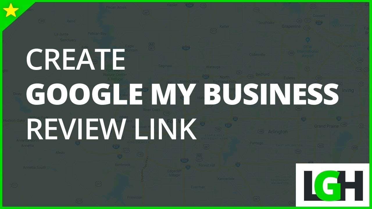Create a Direct Link to your Google My Business Reviews