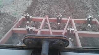 Chisel Plowing with our Case IH 5220