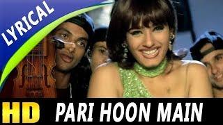 Pari Hoon Main With Lyrics | Jaspinder Narula | Officer 2001