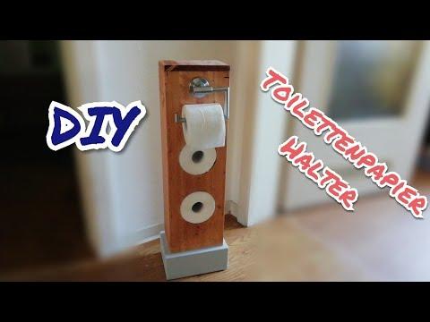 ORDNUNG IM BADEZIMMER #Toilettenpapierhalter