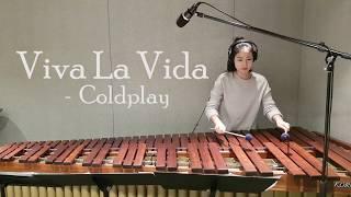 마림바로 연주하는 Viva La Vida - Coldplay / Marimba cover