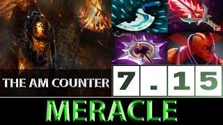 Meracle [Clinkz] The Anti-Mage Counter ► Dota 2 7.15