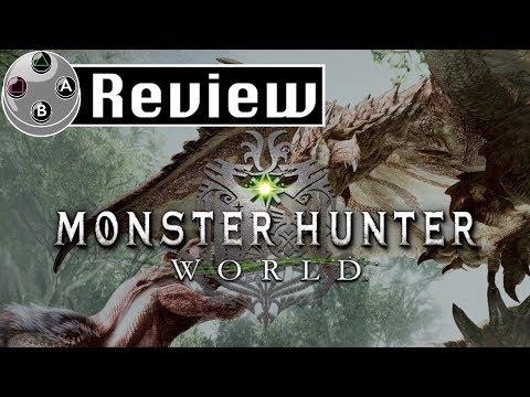 Monster Hunter World video thumbnail