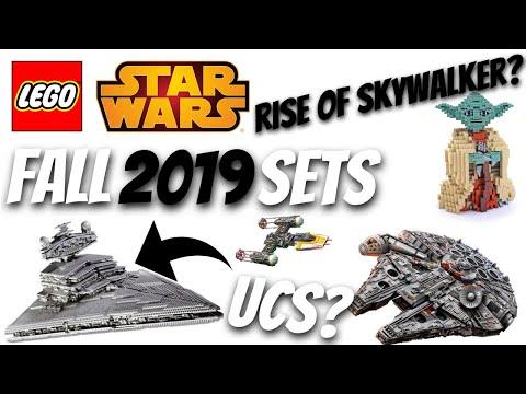 2019 LEGO STAR WARS RUMOR LIST! - Are These Real? - смотреть онлайн