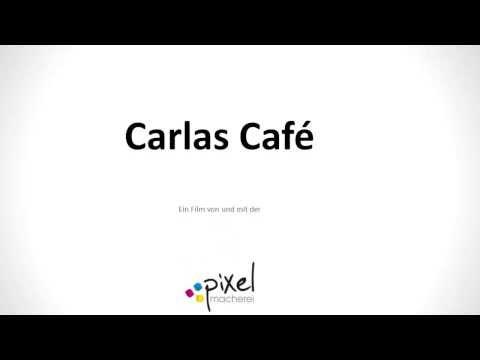 Die Pixelmacherei präsentiert Carlas Café