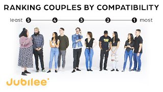 Ranking Couples By Compatibility (Pt. 1)   Straight Couples