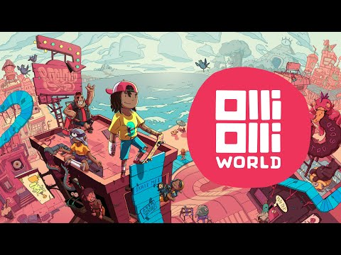OlliOlli World :  Bande annonce officielle