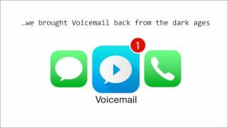 Don't call Voicemail; now Voicemail is a handy app