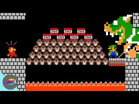 How Will Mario Mayhem with Luigi and Bowser completely!