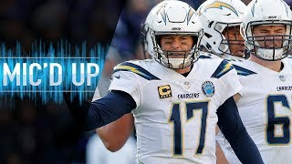 """Chargers vs. Ravens Mic'd Up """"There's no one side, it's all of us"""" (AFC Wild Card)"""