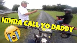 Gambar cover Old Man Yell's At Kid's For Riding DirtBike's! EP-17