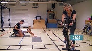 Een hele spannende fitnessoefening | Mensenkennis