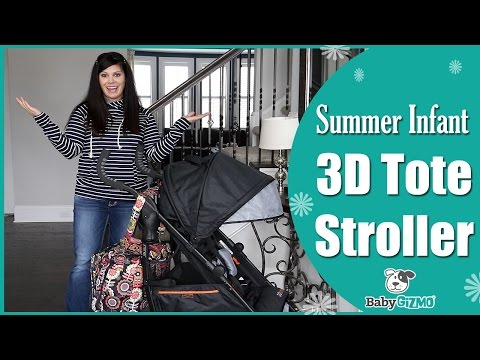 Summer Infant 3D Tote Umbrella Stroller | Best Strollers