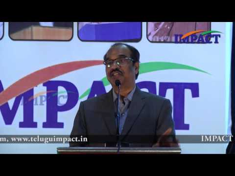 Parenting | BV Pattabhiram|TELUGU IMPACT Vizag 2015