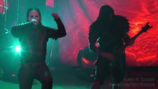 Dark Funeral - Ravenna Strigoi Mortii (Live in St.Petersburg, Russia, 16.04.2017) FULL HD