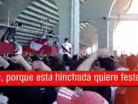 """""""Borrachos del Tablon - superclasico- Yo paro en una banda"""" Barra: Los Borrachos del Tablón • Club: River Plate • País: Argentina"""