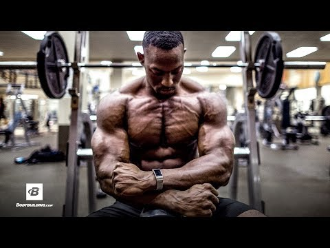 Pec Building Chest Workout with Abs | The Reuben Brooks Experience
