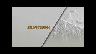 """Acessibilidade """"EM DISCUSSÃO"""""""