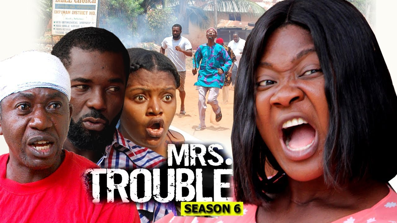 Mrs Trouble (Part 6)