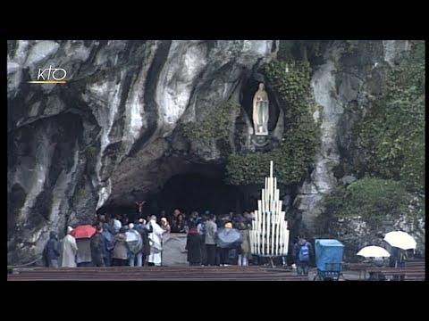 Chapelet à Lourdes du 15 novembre 2019