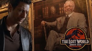 The Funeral Of John Hammond - How The Lost World Was Supposed To End