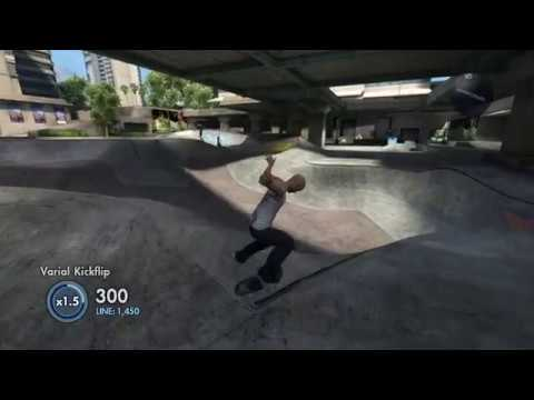 Download Skate 3 Freeskate Gameplay Video 3GP Mp4 FLV HD Mp3