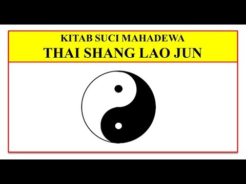 Kitab Suci Maha Dewa THAI SHANG LAO JUN Mp3