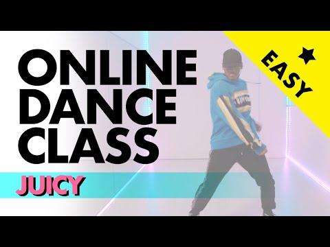 Online dance class for beginners | Juicy | Vincent Vianen