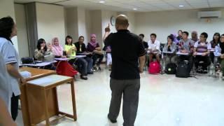 Kursus Bahasa Isyarat - IMS