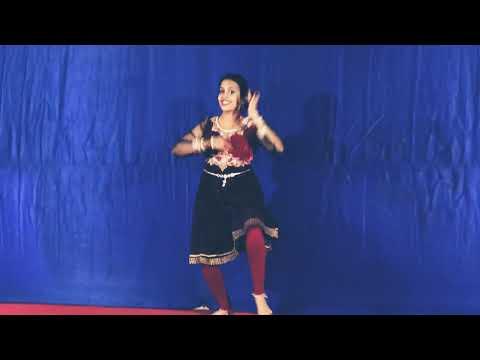 Kathak dance performance from Vishwaroop