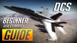 DCS: Basic Air Combat Guide for New DCS players