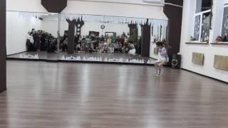 DNK/Отчетник2016/Коновалова Ксения|Choreography by K.Sosnovskaya