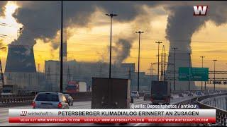 Petersberger Klimadialog erinnert an Zusagen