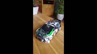 WLToys RC Rally Car 2nd FPV