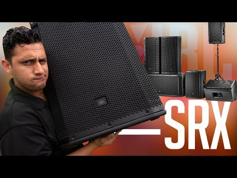 JBL SRX 815p Powered Speaker Review