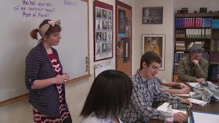STUDENTS AT THE CENTER: Inquiry-Based Learning At Pittsfield Middle High School