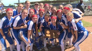 Highlights: Waterford 6, Seymour 5 in Class M softball final