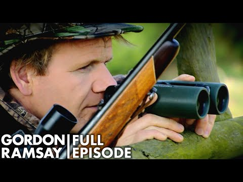 Gordon Ramsay Attempts To Go Hunting   The F Word FULL EPISODE