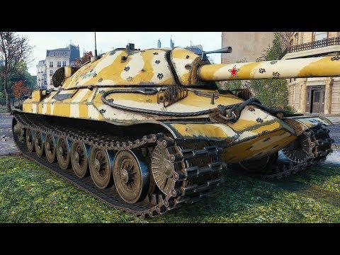 IS-7 - DON'T RAM GERMAN HEAVIES - World of Tanks Gameplay