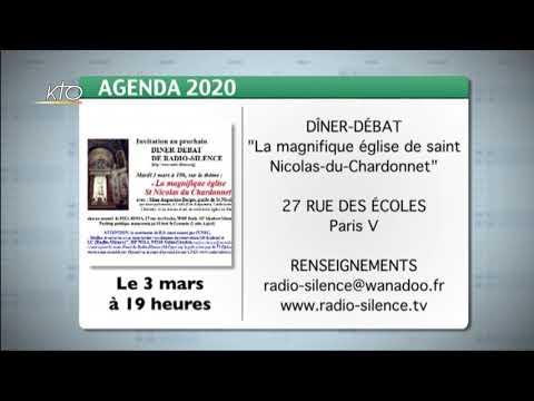Agenda du 24 février 2020