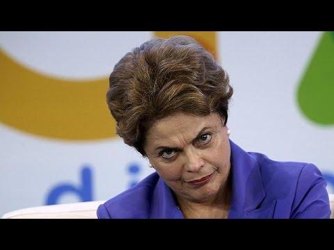 Βραζιλία: Στο ναδίρ η δημοφιλία της προέδρου, Ντίλμα Ρούσεφ
