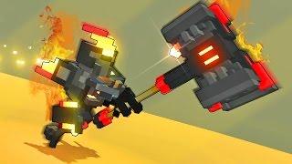 ИНФЕРНАЛЬНЫЙ ЧЕЛЛЕНДЖ ► Clone Drone In The Danger Zone |9| НОВЫЙ ПАТЧ!