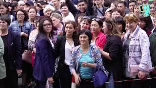 22.06.18 Североказахстанские школьники начали сдавать ЕНТ (К)