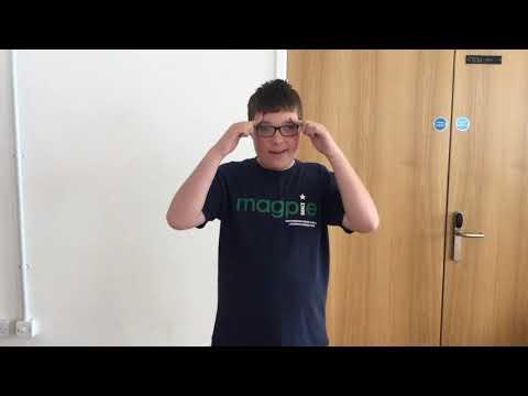 Magpie Dance Video #2