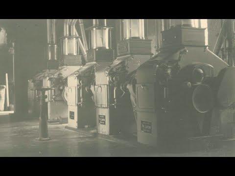 La minoterie Forest: 90 ans d'histoire