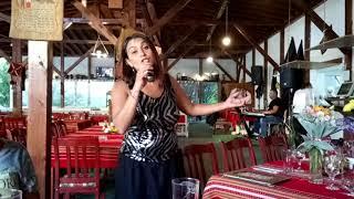 Dovolená Bulharsko Primorsko Návštěva restaurace s živou hudbou