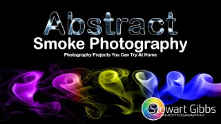 Abstract Smoke Photography  - Photography Projects to Try at Home