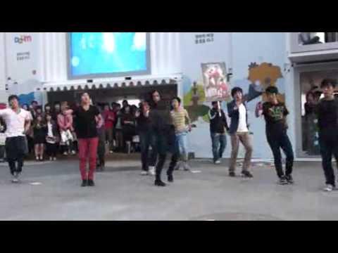 מופע ריקוד משולב קונג פו